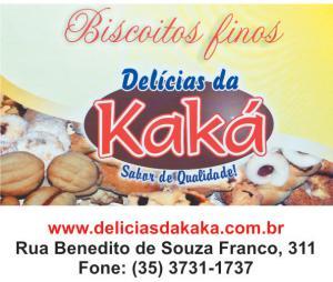 Delícias da Kaká